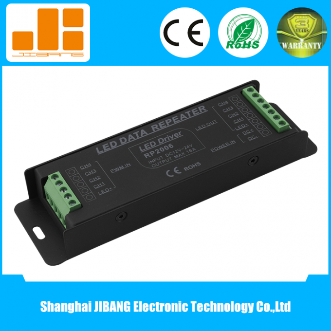 Synchronous Changing Signal Power Repeater For LED Controller / DMX512 Decoder