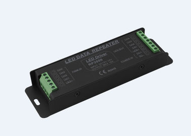 China Synchronous Changing Signal Power Repeater For LED Controller / DMX512 Decoder supplier