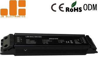 China 18W Constant Current DALI LED Controller With Aluminium Alloy Shell AC100V - 240V supplier