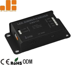 China Mini Size 5A*1CH Electronic LED Dimmer Single Channel Constant Voltage Output supplier