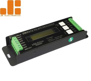 26 Modes Standalone LED Dimmer Controller DC5V - 24V With 170 Pixels Available
