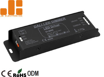 China Screwless Terminal LED Driver Controller , DC12V - 48V Input LED Driver DALI factory