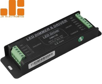 China 3 Channels LED Dimmer Controller PWM Signal Output 0-10V Aluminium Alloy Housing factory
