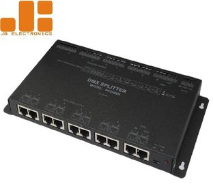 China AC90-250V Led Driver Dimmer Switch Screwless Terminal With 8 Channels Output factory